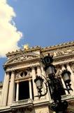 Opéra национальный de Париж стоковые изображения rf