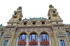 Opéra de Monte - Carlo imagem de stock royalty free