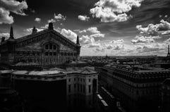 Opéra de nazionale Parigi Immagini Stock Libere da Diritti