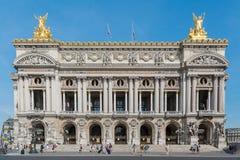 Opéra Garnier photo libre de droits