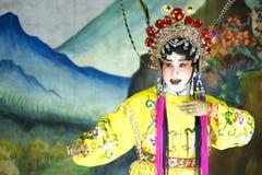 Opéra chinois Photos stock