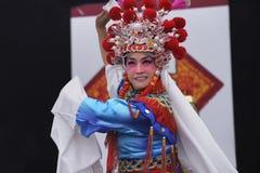 Opéra chinois Photos libres de droits