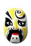 opéra chinois de masque traditionnel Photos libres de droits