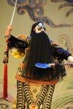 Opéra désespéré de combattant-Pékin : Adieu à ma concubine Photos libres de droits