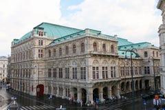Opéra d'état de Vienne Photos stock