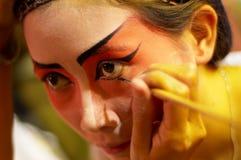 opéra de 2 Chinois Photos stock
