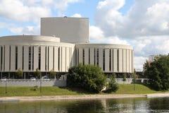 Opéra de Bydgoszcz Photo libre de droits