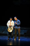 Opéra de Jiangxi de conspiration une balance Photographie stock libre de droits