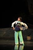 Opéra de Jiangxi de danse de panier une balance Photos libres de droits