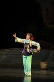 Opéra de Jiangxi de minorité ethnique une balance Photos libres de droits