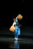Opéra de Jiangxi de rotation une balance Images libres de droits
