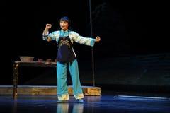 Opéra de Jiangxi de serment une balance Photo libre de droits