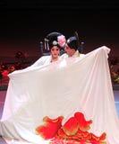 Opéra de Kunqu Image stock