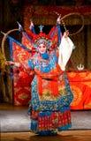 Opéra de Pékin Image libre de droits