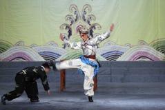 Opéra de Pékin Image stock