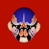 Opéra de Pékin. Image libre de droits