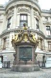Opéra de París Foto de archivo