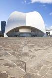 Opéra de salle de Tenerife image libre de droits