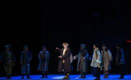 "Opéra de Singlehero-Pékin ""Taking le  de € de Tiger Montain By Strategyâ images libres de droits"