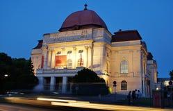Opéra-Graz Photos libres de droits
