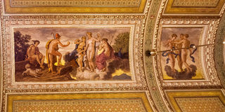 Opéra hongrois Budapest d'état Image stock