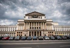 Opéra national photographie stock libre de droits