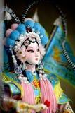 opéra proche Pékin de poupée vers le haut Photos libres de droits