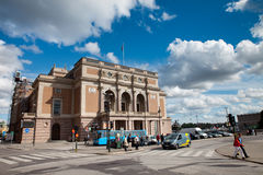 Opéra suédois royal Photo stock