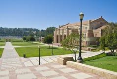 Opérations au campus d'UCLA Image libre de droits