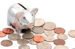 Opérations bancaires Image libre de droits