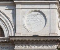 Opérations d'Espagnol d'église de Monti de dei de Trinita Photographie stock libre de droits