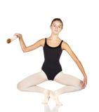 opérations de ballet Images libres de droits