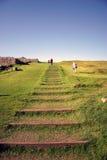 Opérations du mur de Hadrian Images stock