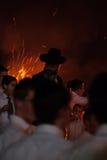 Opóźnienie BaOmer w Haifa Obraz Royalty Free
