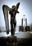 Opłakiwać anioła obrazy royalty free