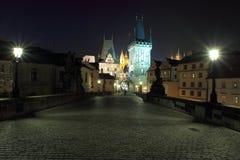 op Πράγα πύργοι στοκ φωτογραφία