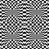 Op Art Background #1 Stock Photos