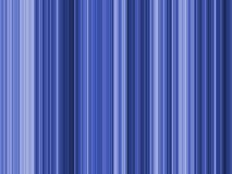 Op Art Blue Stripes. Inspired in Op Art more with a colour and vibrant modern touch vector illustration