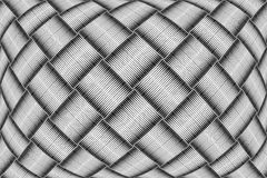Op art checked pattern. Textured background. Royalty Free Stock Photography