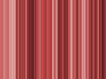 Op Art Deep Red Stripes Royalty Free Stock Image