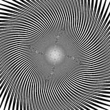 Op Art Design Stock Image