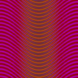 Op Art Flowing Stripes Seamless Royalty Free Stock Image