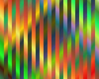Op Art Gradient Bars Green To Red Royalty Free Stock Photography
