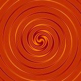 Op Art High Speed Swirl Golden Royalty Free Stock Photography