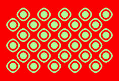 Op Art Hive Zero Two Stock Photography
