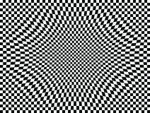 Op Art Moving Squares Two Royalty Free Stock Photography
