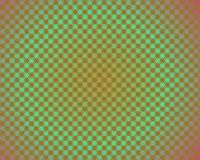 Op Art Multiple Circles With Gradient Texture Stock Image