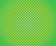 Op Art One Thousand Circles Gradients Yellow Stock Photos