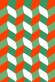 Op Art pattern Design Royalty Free Stock Photo