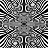 Op Art Pattern Stock Photos